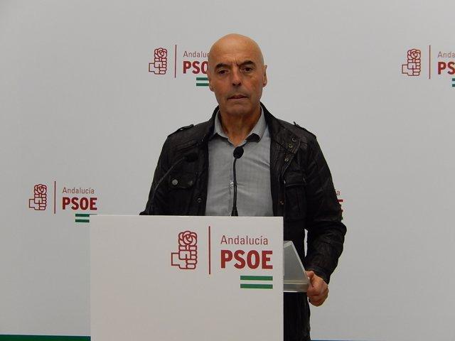El diputado nacional del PSOE por Córdoba, Antonio Hurtado