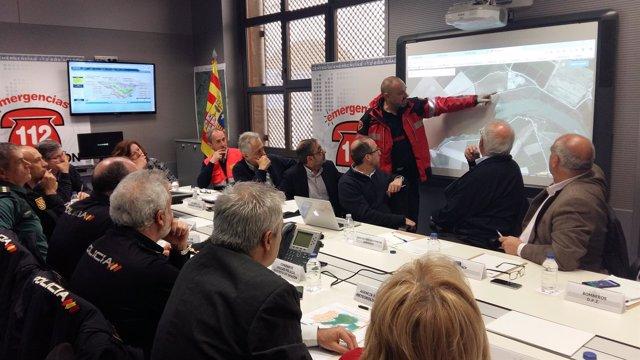 Reunión del Centro de Coordinación Operativa Integrada este lunes
