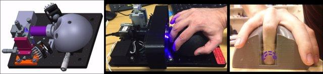 Dispositivo portátil para medir la reducción de glóbulos blancos