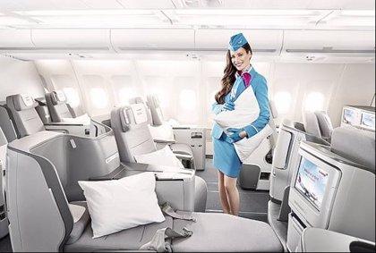 Eurowings incluirá un servicio de alta cocina para su clase 'business'