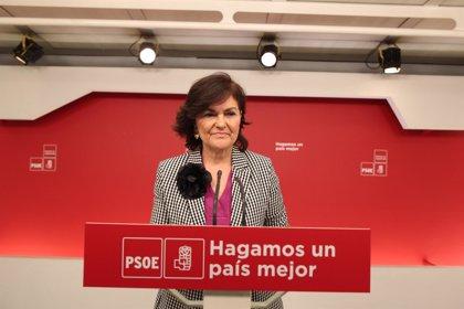 El PSOE urge a fijar la fecha de la moción de censura contra Cifuentes