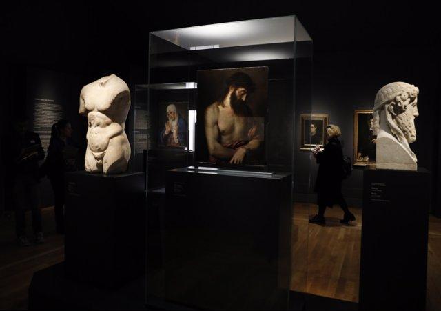 Exposición In Lapide Depictum. Pintura italiana sobre piedra, 1530-1555