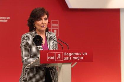 El PSOE critica el apoyo del Gobierno navarro a los agresores de dos guardias civiles en Alsasua