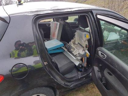 Cinco jóvenes detenidos en Segovia por delitos de estafa, hurto y robo