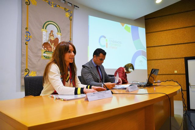 Gema Pérez, delegada de Empleo de la Junta en Cádiz