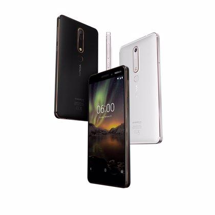 HMD presenta Nokia 6, su 'smartphone' de gama media con  procesador Snapdragon 630 y tecnología DualSight