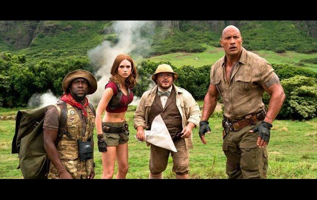 Jumanji: Bienvenidos a la Jungla: Revive la aventura en DVD, Blu-ray y 4K