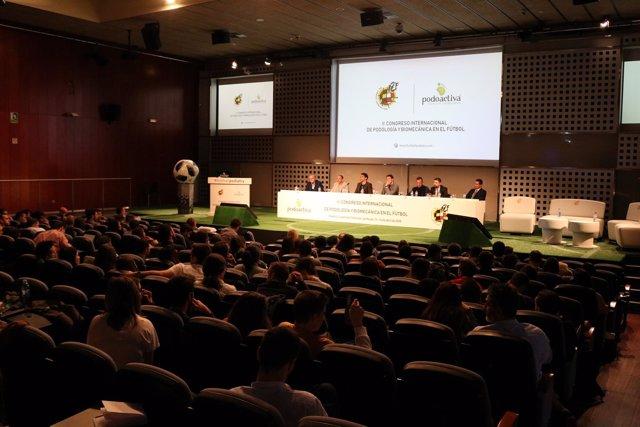III Congreso Internacional de Podología y Biomecánica en el Fútbol