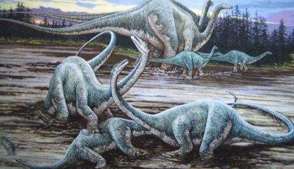 Una extinción en masa derivó en la expansión de los dinosaurios