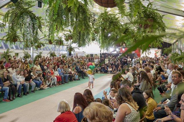 Paserela de la Feria de la Moda
