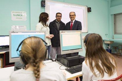 Van Grieken niega que se haya presionado desde la Consejería de Educación a la URJC por el máster de Cifuentes