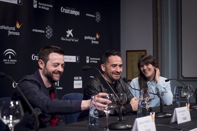 Presetnación de I have New York en el Festival de Cine de Málaga
