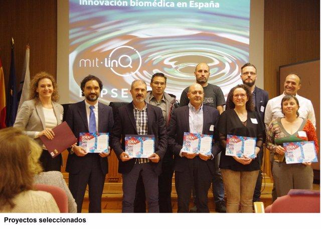 Fwd: El Mit Premia A Fipse Por Su Impulso A La Innovación Biomédica