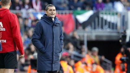 "Valverde: ""La ventaja da para mucho pero no queremos especular"""