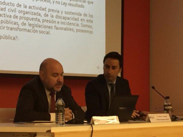 CERMI en la jornada 'Nueva Ley de Contratos del Sector Público