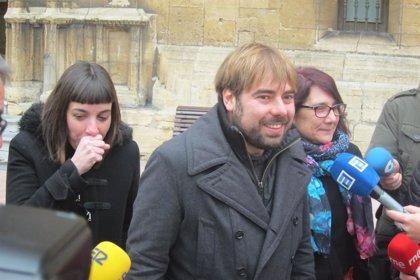 El líder de Podemos en Asturias deberá declarar como investigado por el altercado con el autobús de 'Hazte Oír'