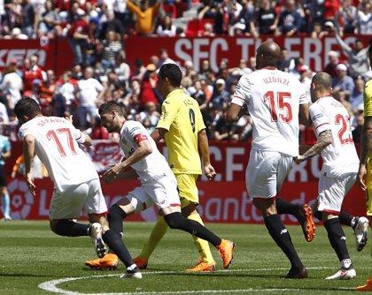 Villarreal y Sevilla llevan su pelea europea ante Leganés y Deportivo