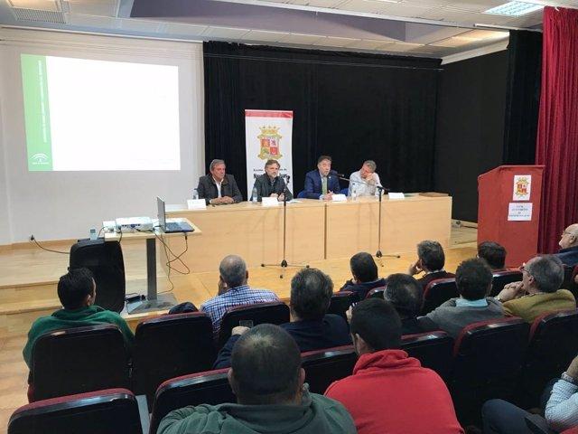 Presentación del PGI de la Sierra Morena de Jaén
