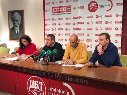 CCOO y UGT piden reuniones con los alcaldes de la costa para abordar la situación del convenio de hostelería de Huelva