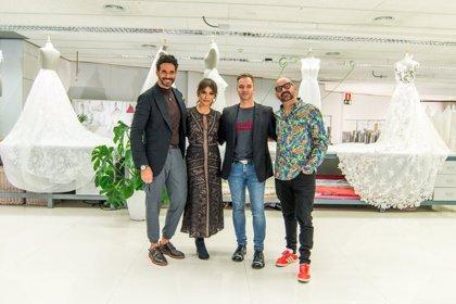 Pronovias se convertirá en la marca protagonista de la final de 'Maestros de la costura'