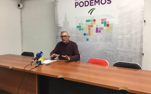 Podemos critica la 'falta de compromiso' del Gobierno del PP con los jornaleros del campo