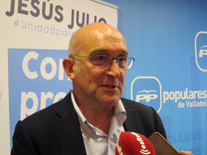 """Carnero arranca el """"año electoral"""" con el objetivo de defender la estabilidad conseguida por el PP"""