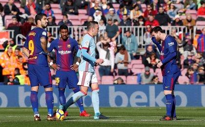 El Barça, a su infierno de Balaídos antes de la Copa