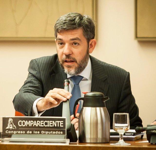 Alberto Nadal, secretario de Estado de Presupuestos