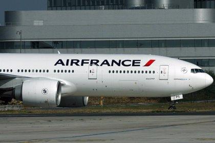 Air France ofrece un aumento salarial del 2% para 2018 y del 5% para 2019-2021