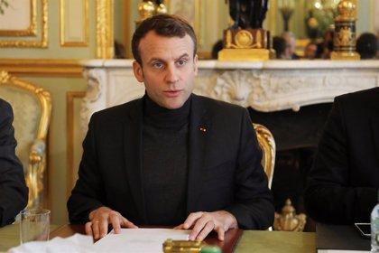 Francia anuncia una aportación de 50 millones de euros en ayuda humanitaria para Siria