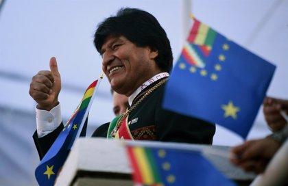 Morales firma el Tratado de Prohibición de Armas Nucleares durante su visita a EEUU