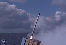 L'Exèrcit sirià denuncia un atac israelià amb míssils contra una base militar d'Homs (EJÉRCITO ISRAELÍ - Archivo)