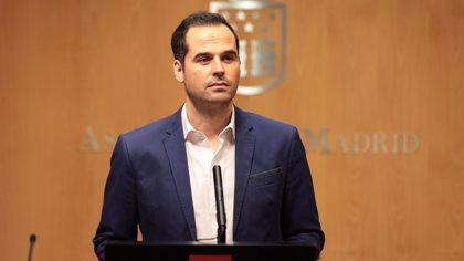 """Aguado afirma que la renuncia de Cifuentes al máster """"confirma que hubo trato de favor"""""""