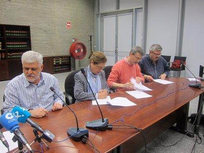 La Junta y sindicatos firman el acuerdo para que interinos y temporales cobren el nivel 1 de Carrera Profesional