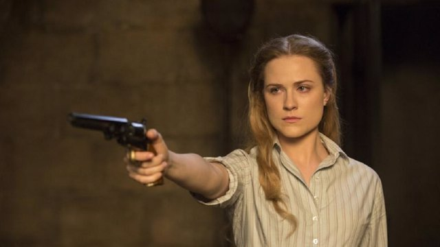 Evan Rachel Wood en Westworld
