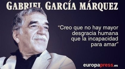 Gabriel García Márquez: 10 de sus frases inolvidables