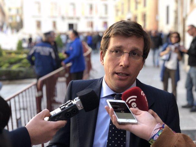 PP celebra acuerdo de Madrid Nuevo Norte