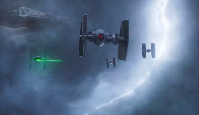 Caza estelar en Han Solo: Una historia de Star Wars