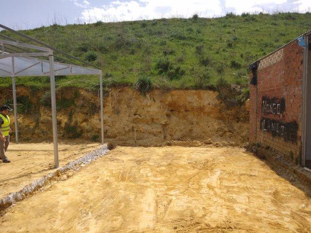 Actuaciones denunciadas por los conservacionistas en La Tablada