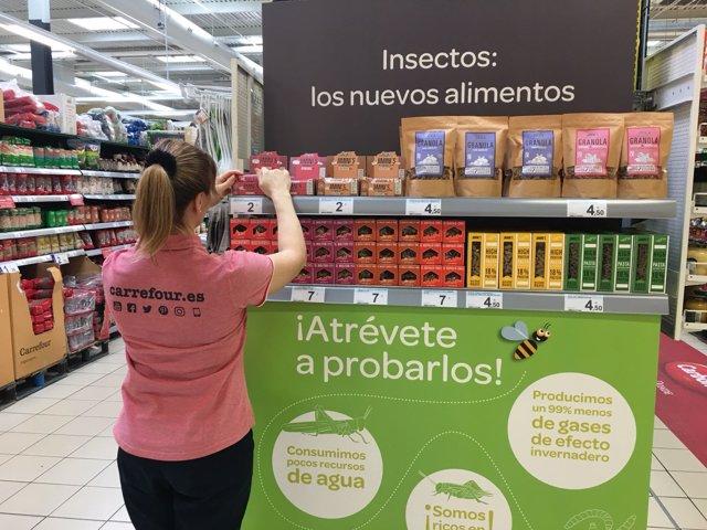 Nueva línea de productos Carrefour