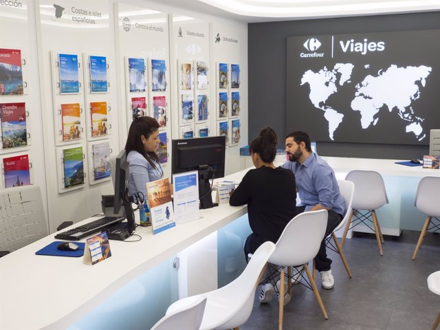 Oficina de Viajes Carrefour