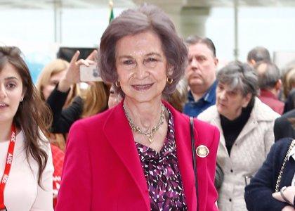 La Reina Sofía inaugurará el 10 de mayo 'Mons Dei'