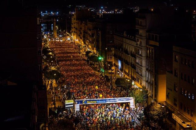 Fwd: Np La 15K Nocturna Valencia Banco Mediolanum Entra En El Calendario Interna
