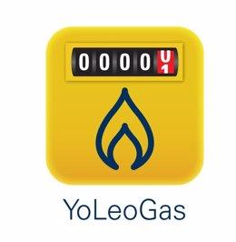 Aplicación para la lectura del contador de gas