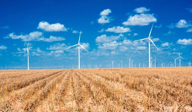 Parque eólico de Siemens Gamesa en EEUU