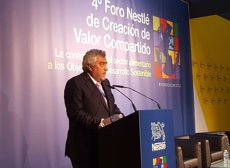 Nestlé ajudarà 50 milions de nens a portar una vida saludable fins al 2030 (Europa Press)