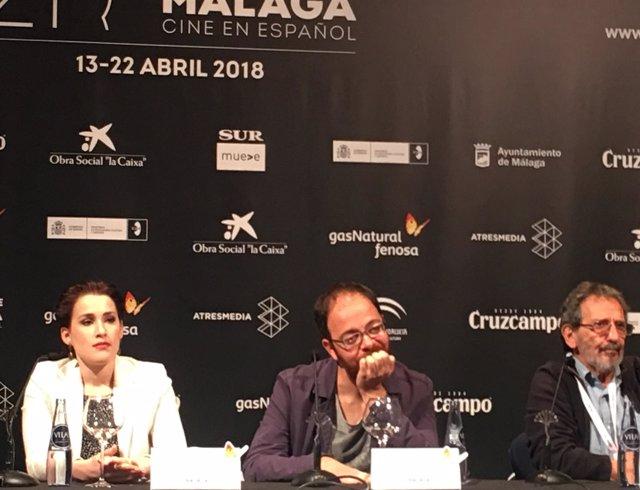 Ristum presenta A voz do silencio Festival de Cine de Málaga