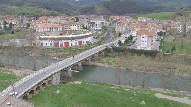 Puente de Marrón