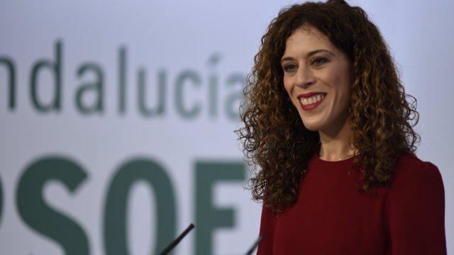 Miriam Alconchel, diputada del PSOE por Cádiz