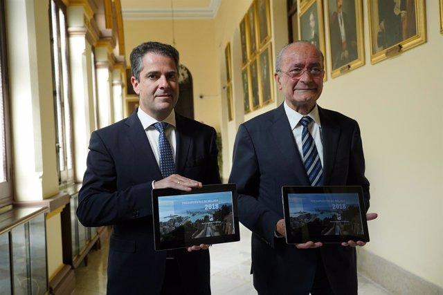 Francisco de la Torre y Carlos Conde